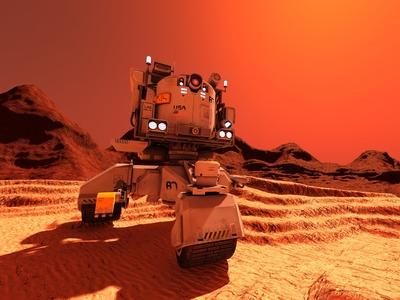 На Марсе нашли нефть. Кому это выгодно, и стоит ли вступать в битву за Марс?