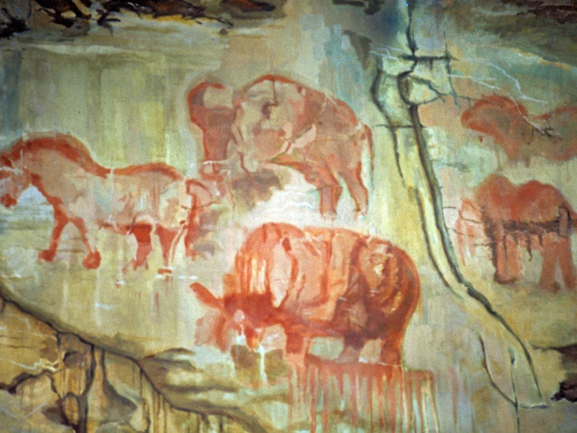 В пещере в Индонезии нашли старейший рисунок в мире