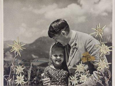 Фото еврейской девочки продали на аукционе за $11 000. Почему так дорого?