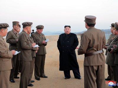 Вместо тысячи писем Трампу: Ким Чен Ын снова смотрит на бомбы