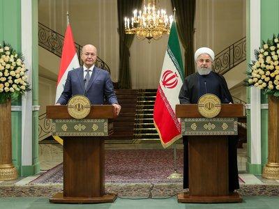 Иран и Ирак наращивают торговлю в обход санкций США
