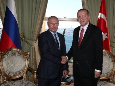 Поставили на поток: Россия и Турция официально открыли совместный газопровод