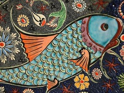 В Израиле археологи нашли древние мозаики. Там не всё по Ветхому Завету (фото)