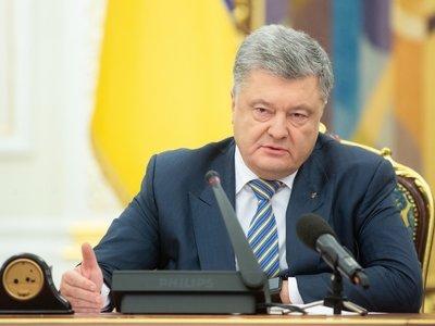 На Украине вводят военное положение. Правда, путаются в сроках