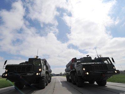 Осторожно! Охранять Крым будут 4 зенитно-ракетных системы C-400