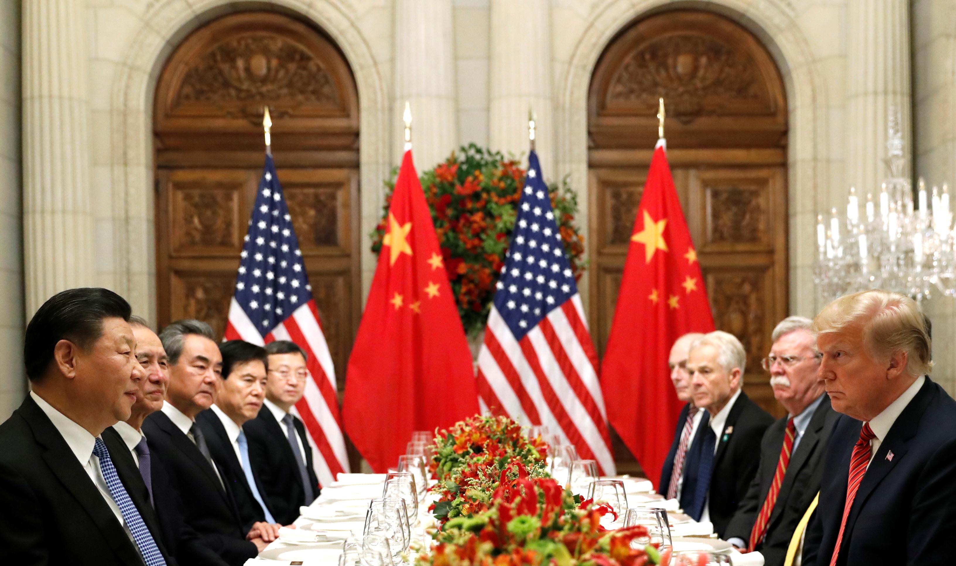 Китай и США договариваются о тарифах