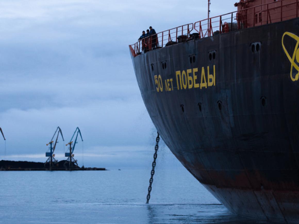 На российском арктическом маршруте грузоперевозки вырастут в 1,5 раза. Почему?