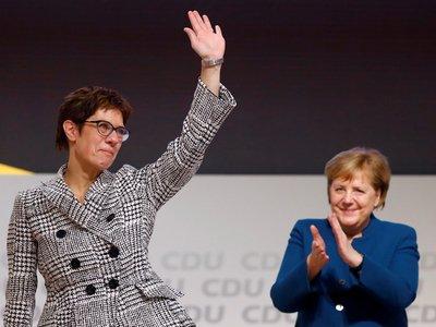 У главной партии Германии, ХДС, новый лидер. Рассказываем, что о ней нужно знать