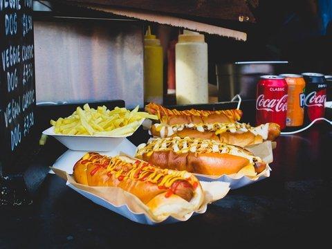 Ресторанная еда калорийнее фастфуда. Во всяком случае, в Великобритании
