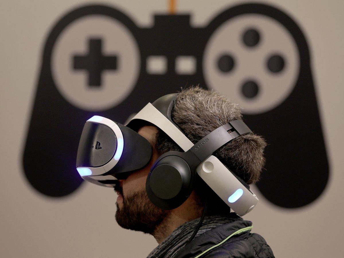 VR — не только для игр. Технология поможет обнаружить риск болезни Альцгеймера