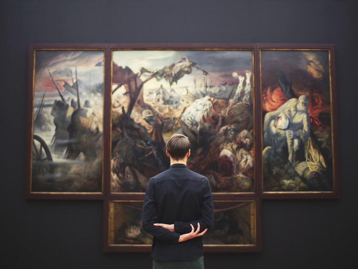 Синдром Стендаля: как мы болеем искусством