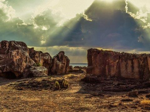 В Израиле нашли древнюю военную базу персов. Ей 2 500 лет