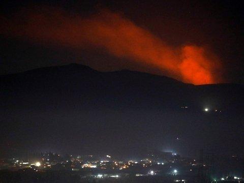 Россия осудила удары Израиля по Сирии, а Ливан пишет жалобы в ООН