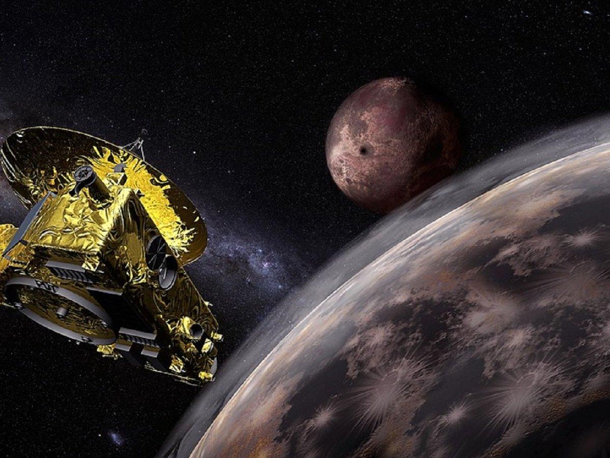 Новые горизонты НАСА — путешествие на край света