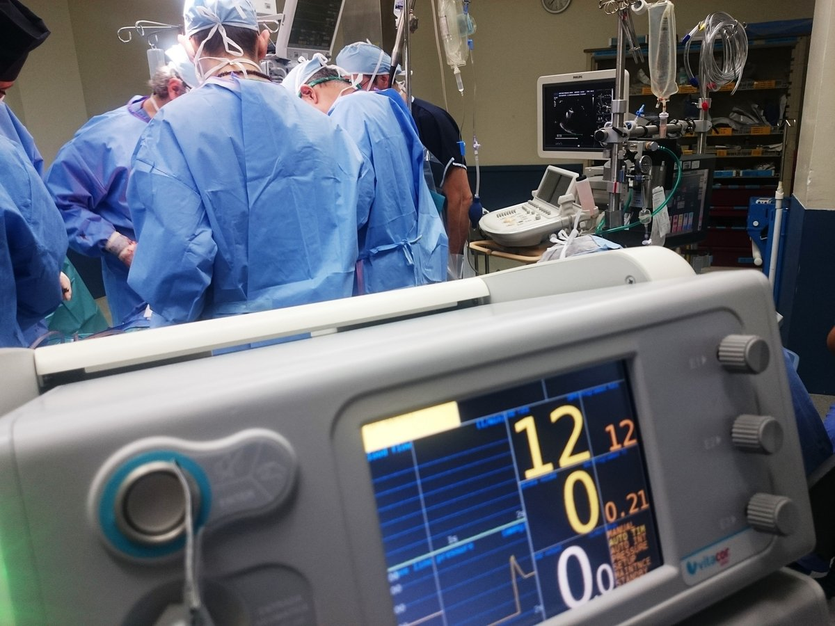 Мужчина воскрес, когда родные отключили его от аппарата искусственного дыхания