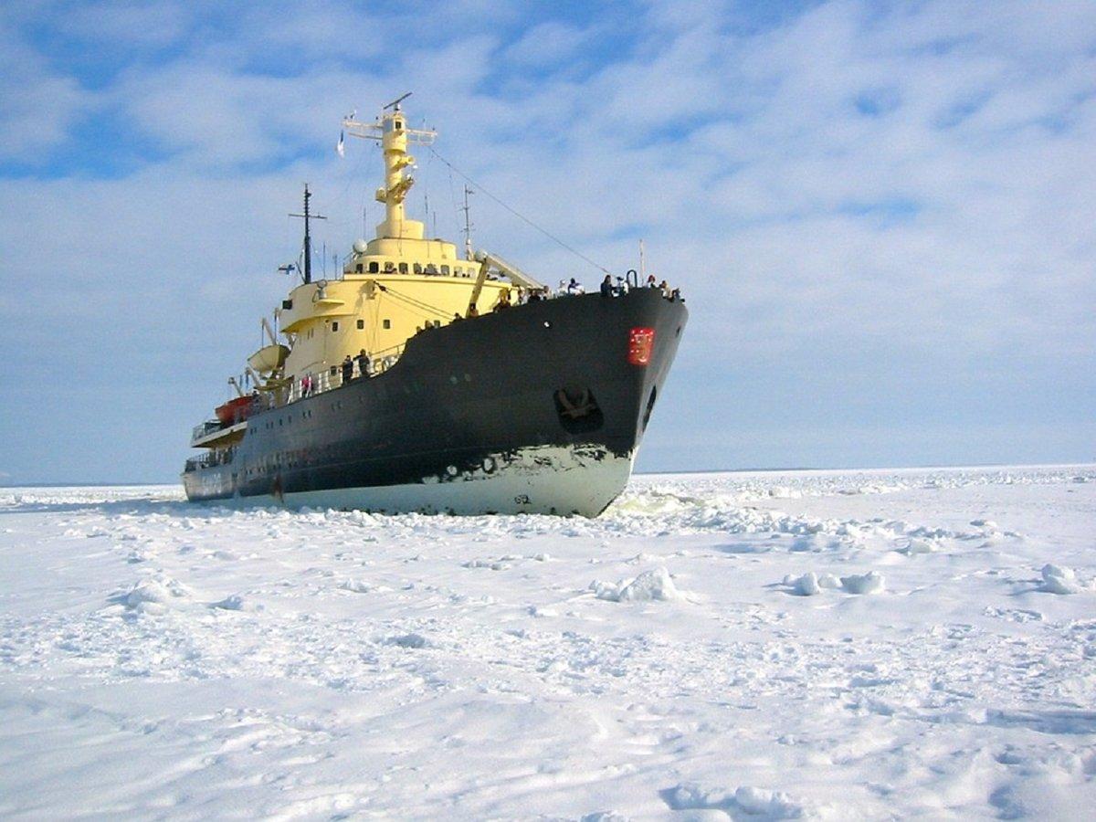 Учёные готовятся вмерзнуть в лёд в ходе крупнейшей арктической экспедиции