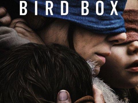 Новый  челлендж Bird Box спровоцировал аварию в США. Полицейским не смешно