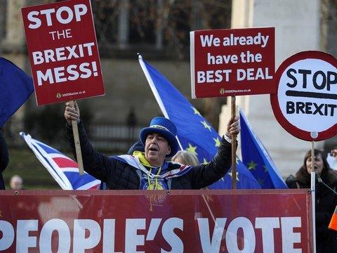 Оставайтесь, мы всё простим! — 129 парламентариев ЕС написали письмо Британии