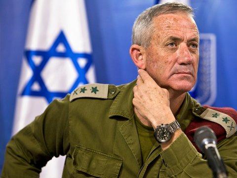 Кандидат в премьер-министры Израиля хвастается разрушениями перед выборами