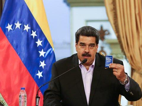 США объявили новые санкции против Венесуэлы, а Банк Англии прячет золото Мадуро