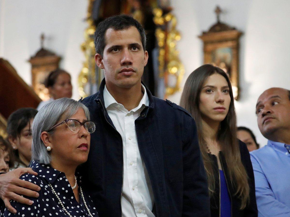 Верховный суд Венесуэлы запретил Хуану Гуайдо выезжать из страны. США разберутся