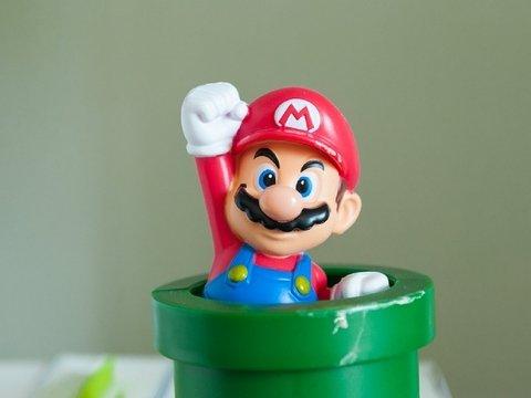 Знаменитого сантехника Марио засосало в мир китайской антикоррупционной политики
