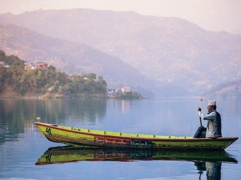 Чтобы избежать пробок в Индии, Uber катает пассажиров на катерах