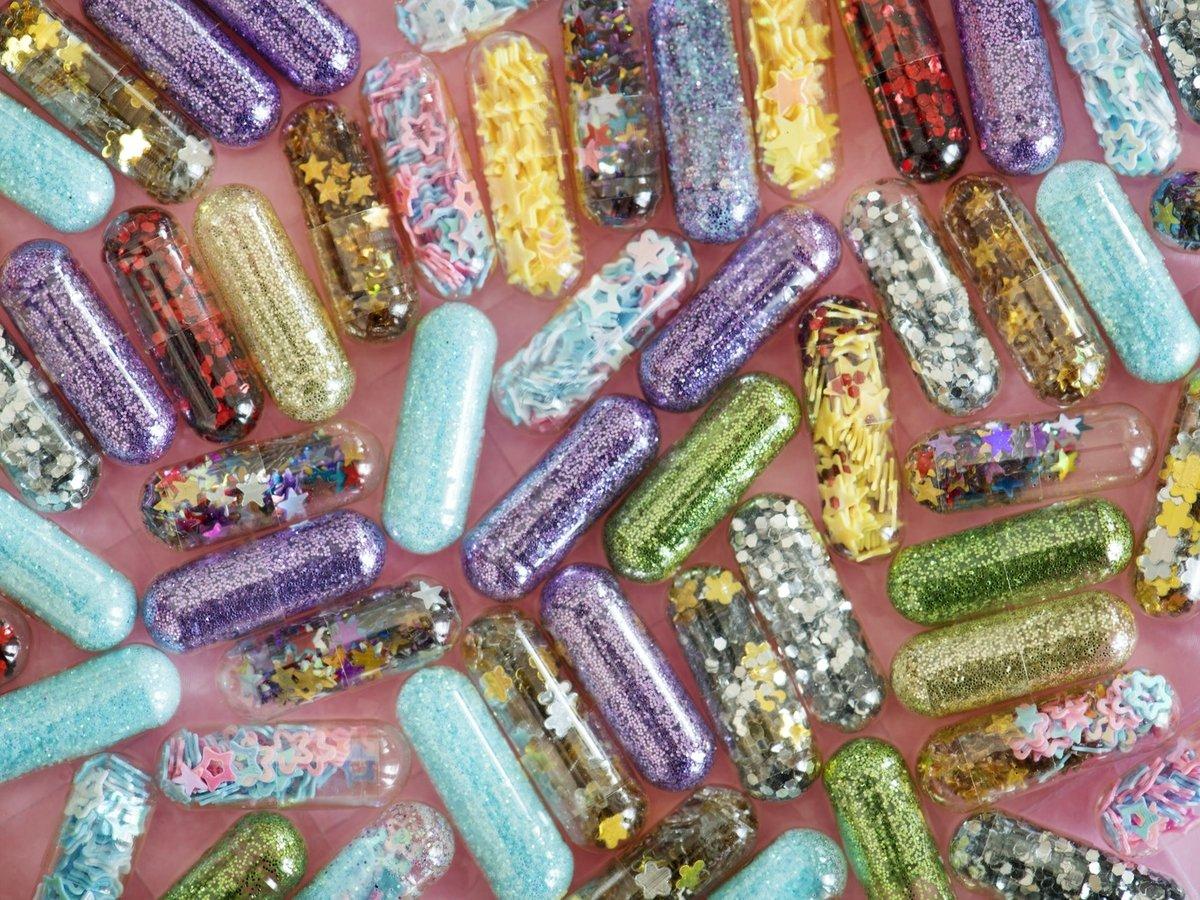 """""""Умная"""" таблетка сама увеличивается в желудке и остаётся там до 30 дней (видео)"""
