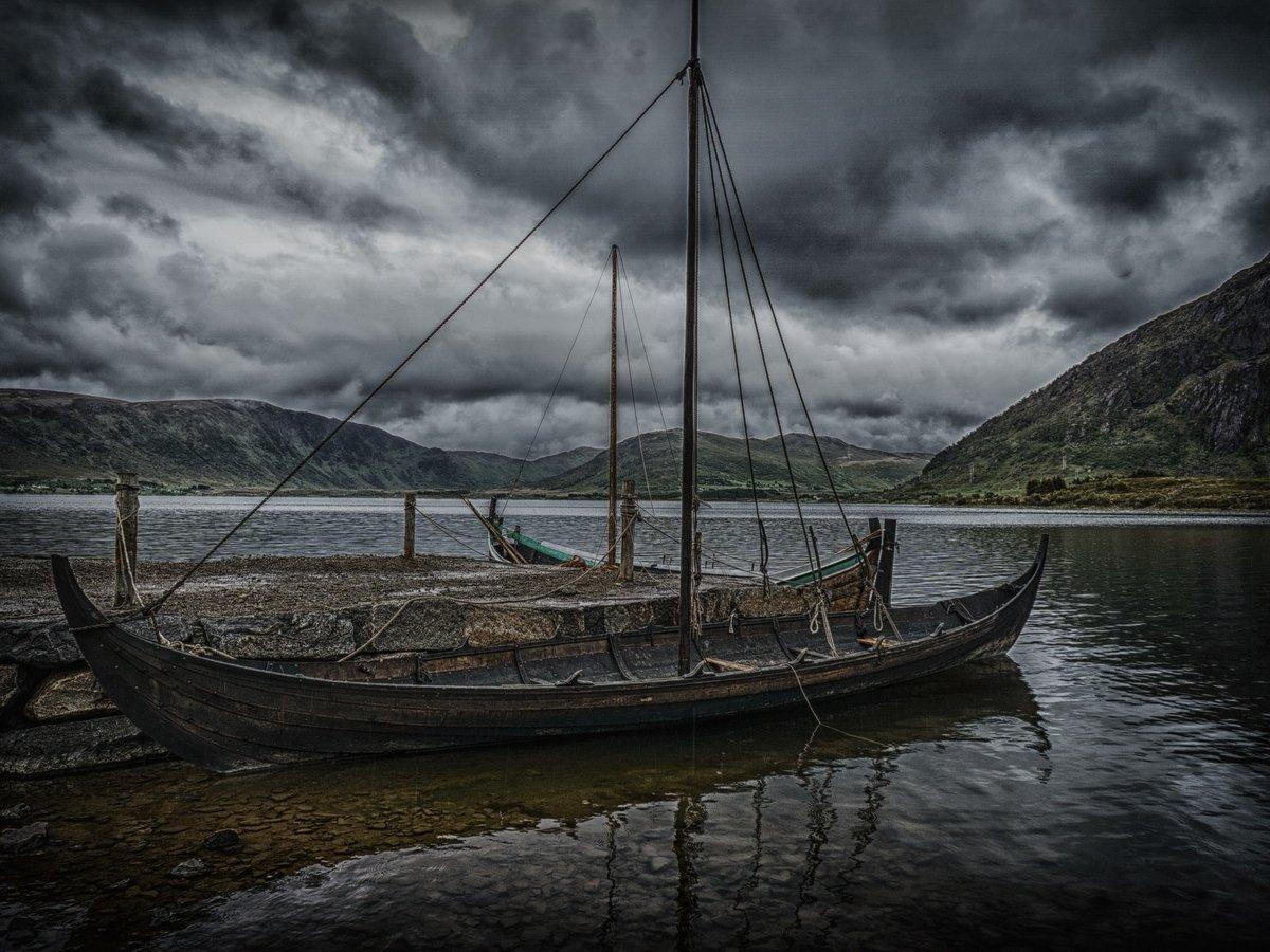 Викинги были смелыми и отважными. Но холода в Гренландии испугались
