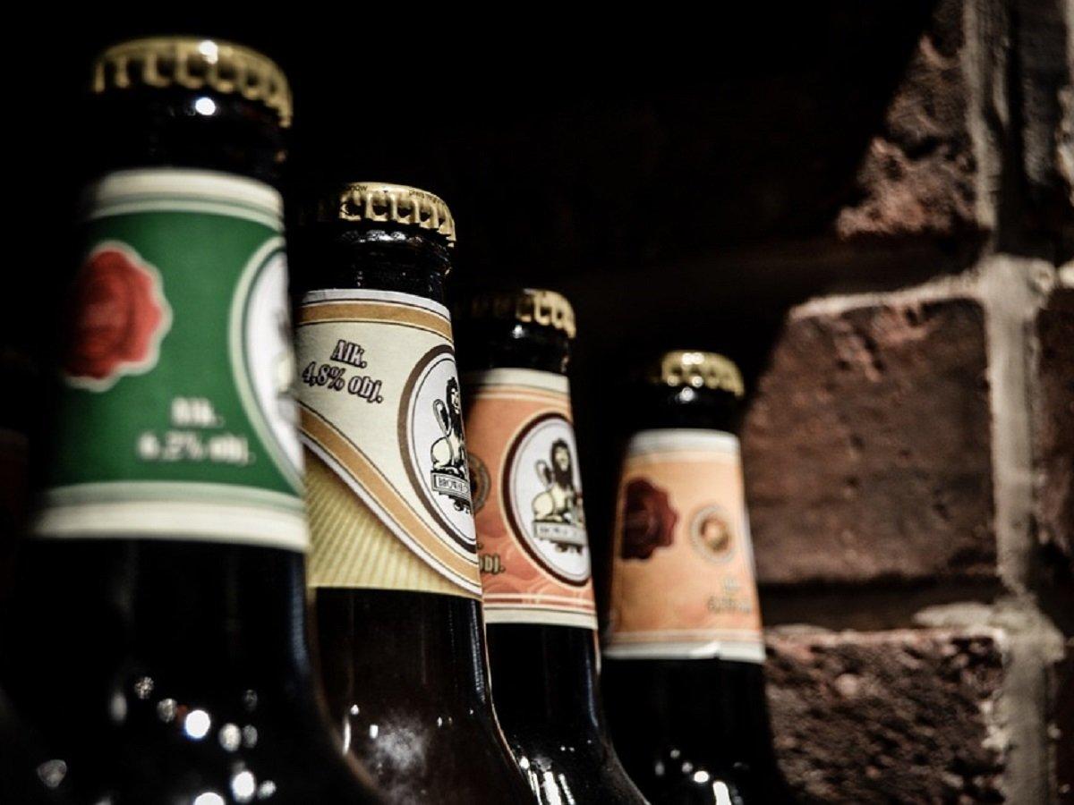 Датские строители нашли ящик со столетним пивом и не выпили его