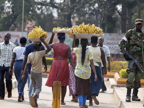 """""""Мисс Пышная Уганда"""" превращает женщин в туристический продукт"""