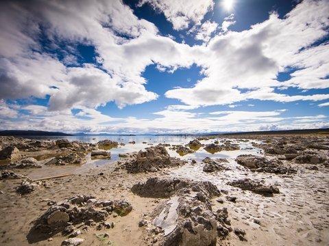 Потоп в Австралии расширил реку на 60 км. Теперь там своя погодная система