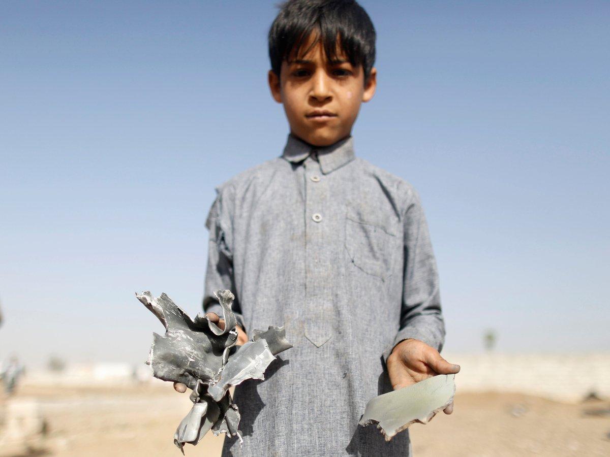 """Англия """"незаконно"""" продавала оружие Саудовской Аравии. Хайли лайкли"""