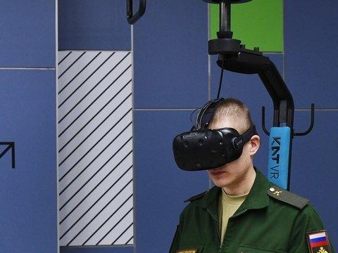 Полицию Москвы хотят снабдить VR-очками для распознавания лиц