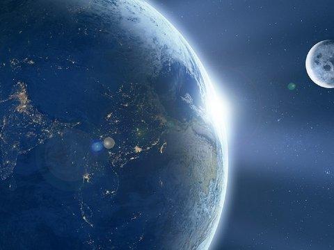 """Россия разрабатывает """"Космическую яхту Селена"""" для экскурсий на орбиту (фото)"""