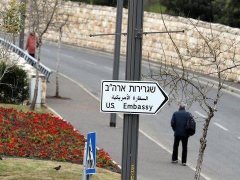 Хватит миротворчества: США объединяют посольство и консульство в Иерусалиме