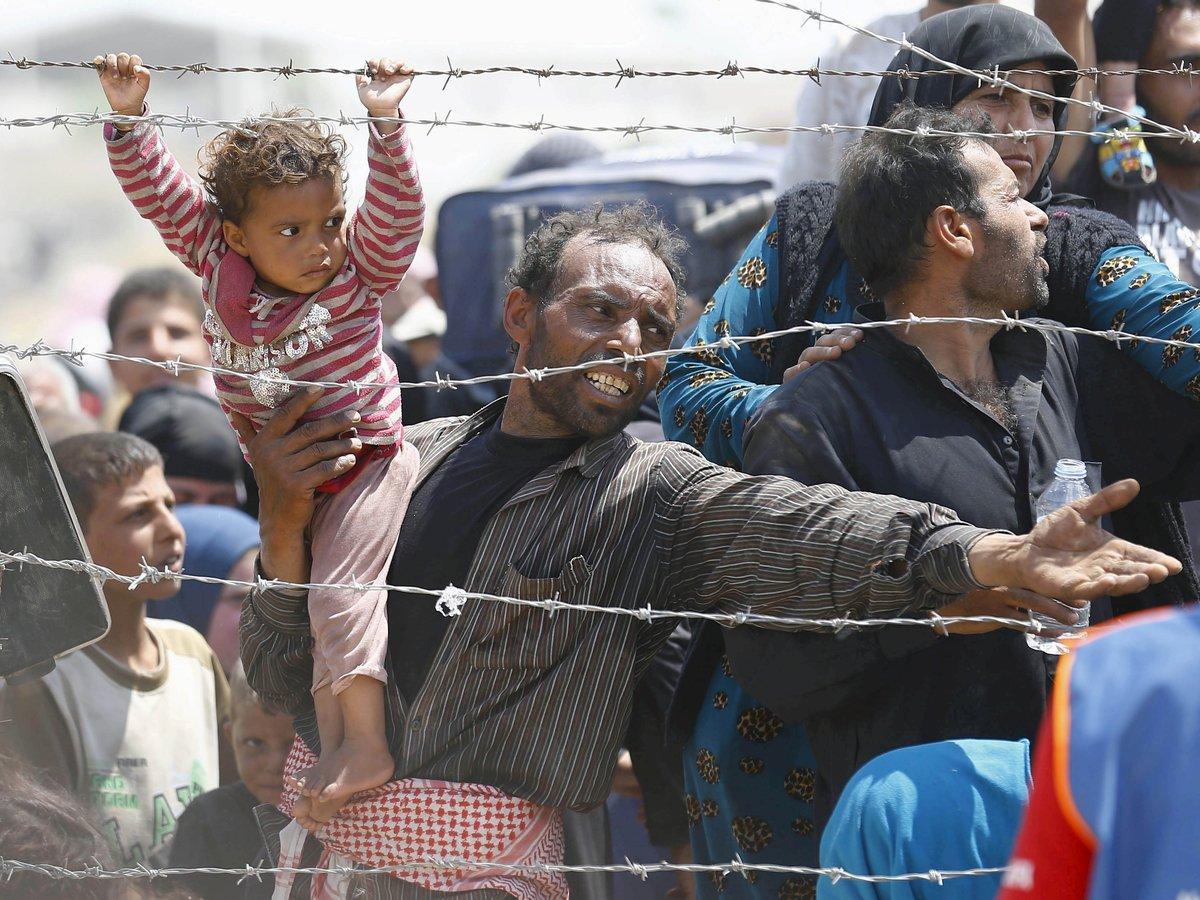 ООН собирает для возвращающихся в Сирию беженцев деньги. Обещают аж $8.8 млрд