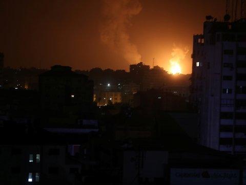 Израиль подвергся обстрелу со стороны Газы. Это угрожает эскалацией конфликта