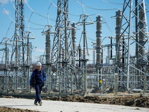 В Крыму две тепловые электростанции заработали на полную мощность (видео)