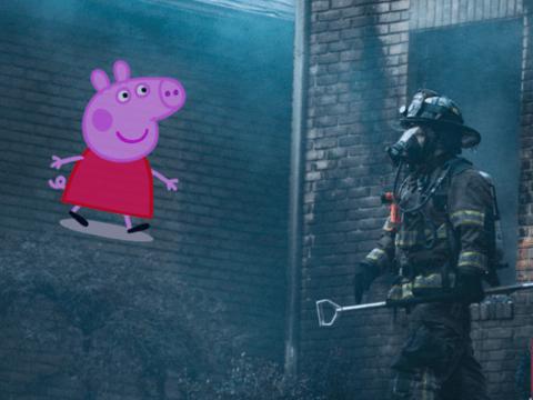 Свинка Пеппа, сексизм и пожарные — как мультик вызвал скандал в Великобритании