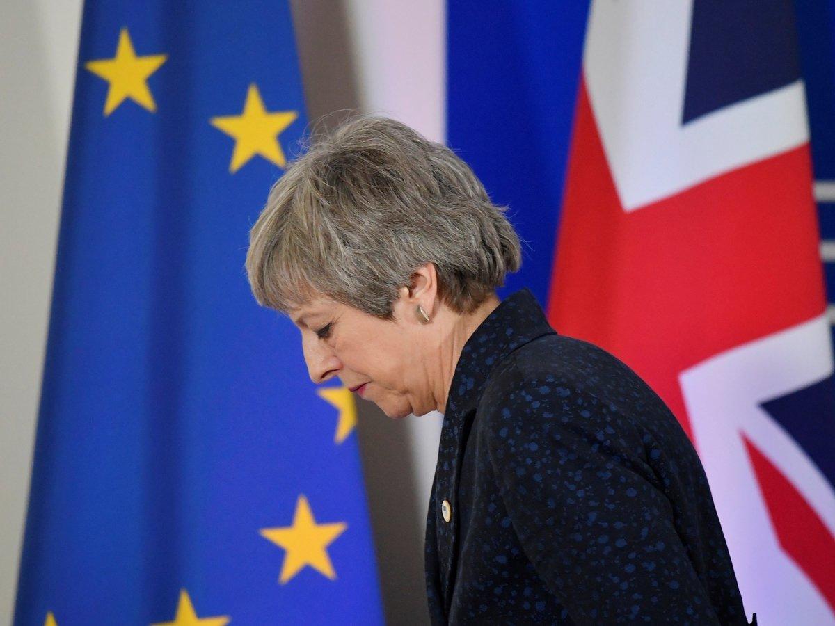 День ото дня всё веселей: Евросоюз согласился отложить Брексит для Мэй