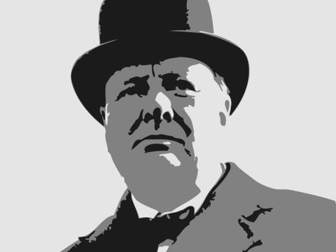 В Британии нашли знаменитый цилиндр и сигары Черчилля — их выкинули на свалку