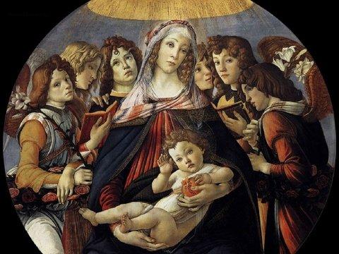 Картина Ботиччелли, которую считали копией, оказалась настоящей