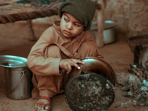 В Пакистане голодают миллионы детей, но еда в стране есть (её даже экспортируют)