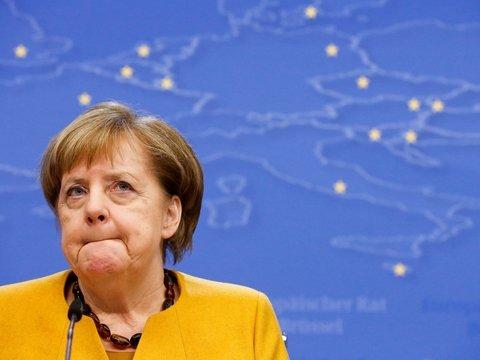 В Голландии в честь канцлера Германии Меркель поставили электро-оперу