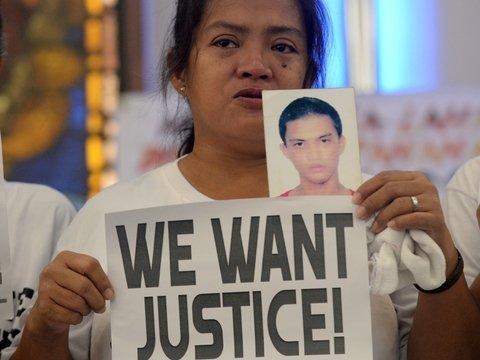 Полиция Филиппин раскроет документы о тысячах убитых в ходе борьбы с наркотиками
