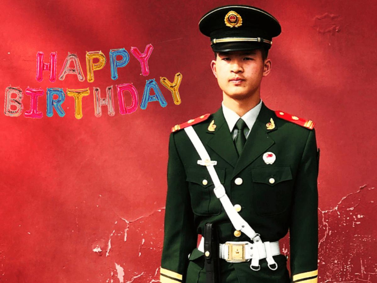 У китайских политиков теперь не один, а два дня рождения — так партия приказала