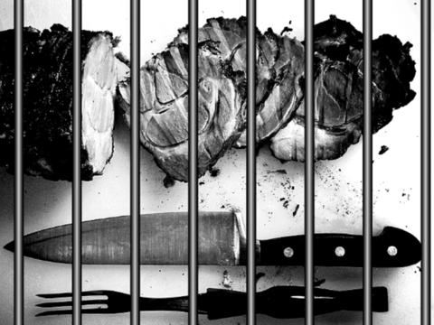 Французских веганов приговорили к тюрьме — они терроризировали местных мясников