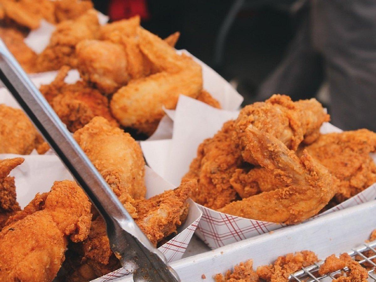 Что делать, если хочется чего-то вкусного и вредного, но нельзя? Китайцы знают!