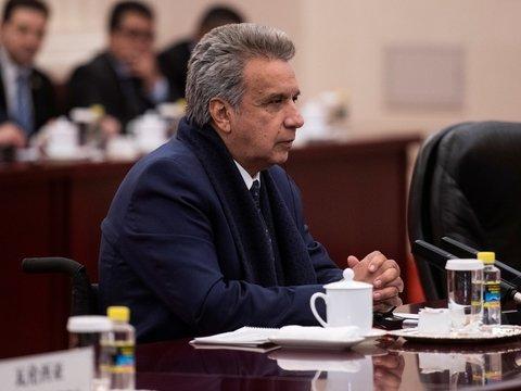Президент Эквадора уверен, что Ассанж превратил его посольство в центр шпионажа